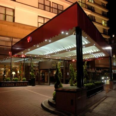 Marriott Hotel Marble Arch