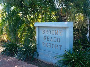 Exterior - Broome Beach Resort