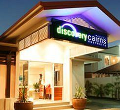 - Discovery Cairns