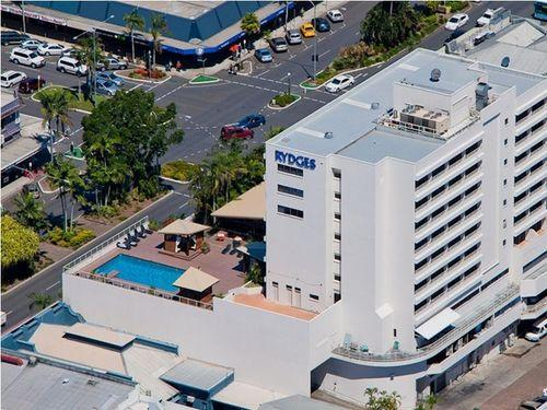 Exterior - Rydges Plaza Cairns