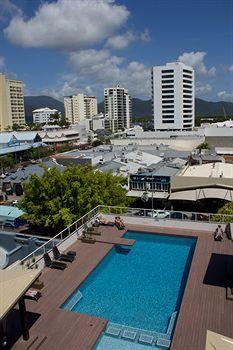 Exterior - Rydges Plaza Cairns