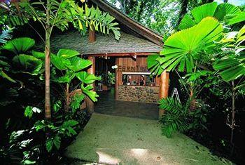 - FERNTREE RAINFOREST LODGE