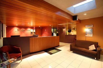 Lobby - Quality Inn City Centre