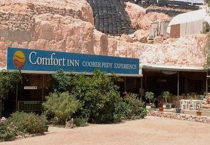 Exterior - Comfort Inn Coober Pedy Experience