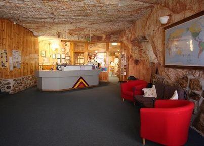 Lobby - Comfort Inn Coober Pedy Experience