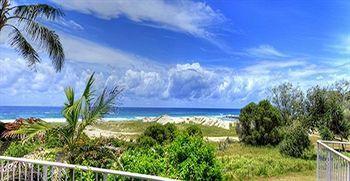 - Sand Castles on Currumbin Beach