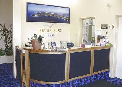 Lobby - Comfort Inn Bay Of Isles