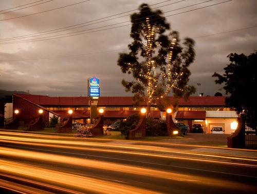 Exterior - Best Western Balmoral Motor Inn