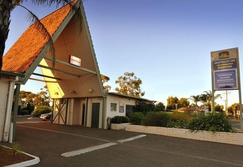 Exterior - Best Western Hospitality Inn Kalgoorlie