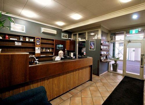 Lobby - Best Western Hospitality Inn Kalgoorlie
