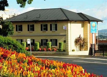 Exterior - Comfort Inn Coach House Launceston