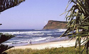 - Headland Beach Resort