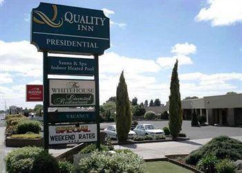 Exterior - Quality Inn Presidential