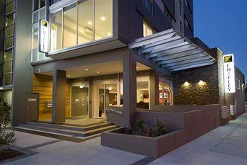 Exterior - Chifley Apartments Newcastle