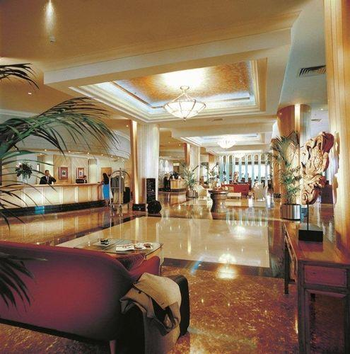 Lobby - Pan Pacific Perth