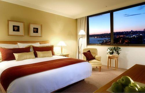 Guestroom - Pan Pacific Perth