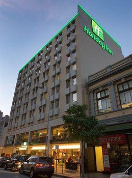 Exterior - Holiday Inn Perth City Centre