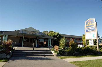 - Best Western Macquarie Barracks Motor Inn