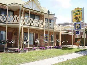Exterior - Victoria Lodge Motor Inn