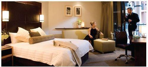 Guestroom - Amora Riverwalk Melbourne