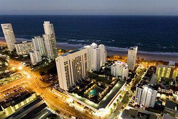 Exterior - Outrigger Surfers Paradise