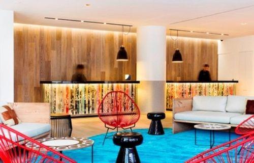 Lobby - QT Gold Coast