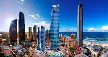 Exterior - Hilton Surfers Paradise Hotel