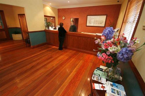Lobby - Best Western Plus All Settlers Motor Inn