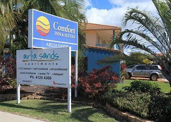 Exterior - Comfort Inn & Suites Arlia Sands
