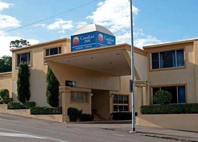 Exterior - Comfort Inn Robert Towns