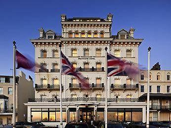 Exterior - Mercure Brighton Seafront Hotel