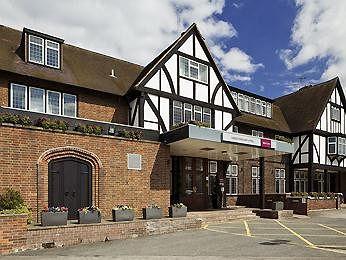 Exterior - Mercure Leeds Parkway Hotel