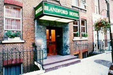 Exterior - BLANDFORD HOTEL