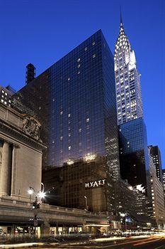 Exterior - Grand Hyatt New York