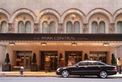Exterior - Park Central New York Hotel