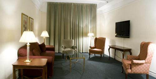 Guestroom - Salisbury Hotel