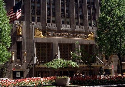 Exterior - The Waldorf Astoria New York