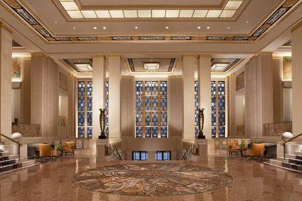 Lobby - The Waldorf Astoria New York