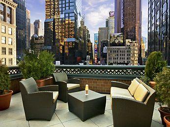 Recreation - Novotel New York - Times Square