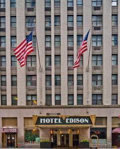 Exterior - The Edison Hotel