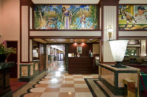 Lobby - The Edison Hotel
