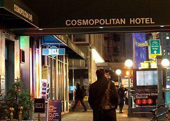 Exterior - Cosmopolitan Hotel - Tribeca