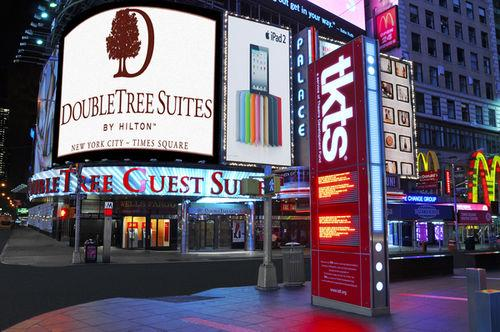 Exterior - DoubleTree Suites by Hilton New York City - Times Square
