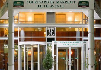 - Courtyard by Marriott New York City Manhattan Fifth Avenue
