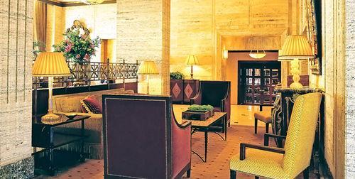 Lobby - Loews Regency Hotel