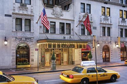 Exterior - Warwick New York Hotel