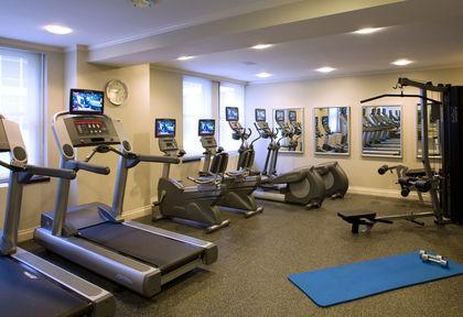 Recreation - Warwick New York Hotel