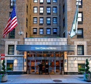 Exterior - San Carlos Hotel