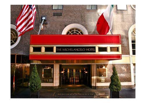 Exterior - The Michelangelo Hotel
