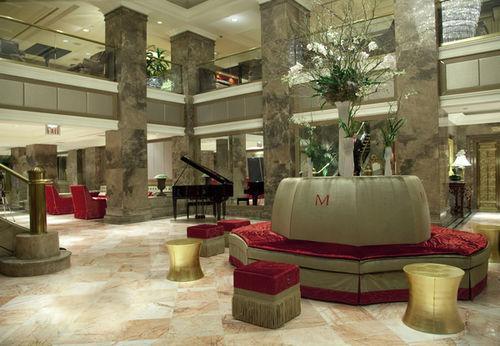 Lobby - The Michelangelo Hotel